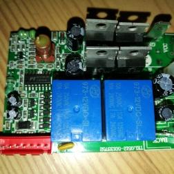 car control PCB