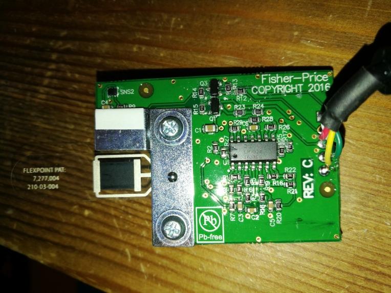 flex and magnetic sensors