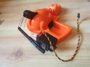 motorized Hungry Hippo